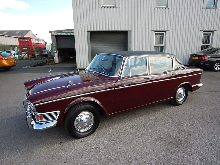 eBay: 1965 HUMBER IMPERIAL Automatic Saloon