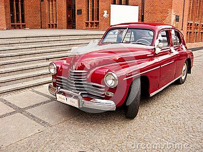 Retro Warszawa Car - Download From Over 50 Million High Quality Stock Photos, Images, Vectors. Sign up for FREE today. Image: 43298115
