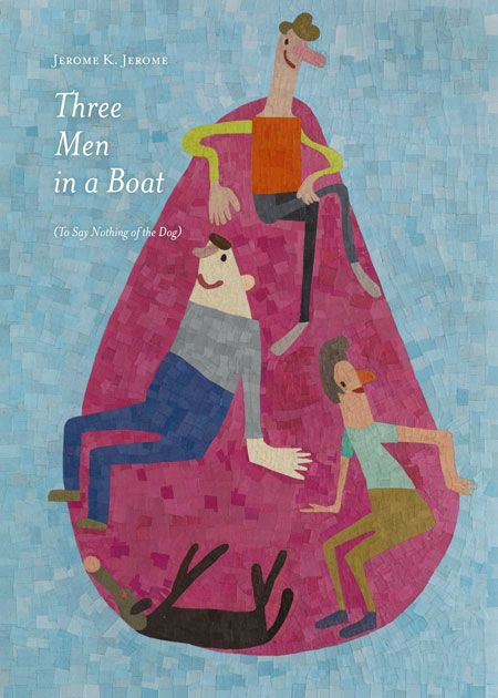 Three Men in a Boat by Liat Yaniv (Israel)    More posters & info on http://doedemee.be/showcase/  buy this poster on http://www.wallcandy.be/index.php?