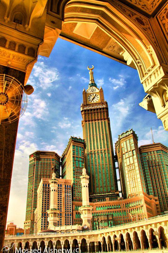 Holy Makkah, Saudi Arabia