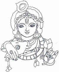dasavatara - 8 krishna avatara
