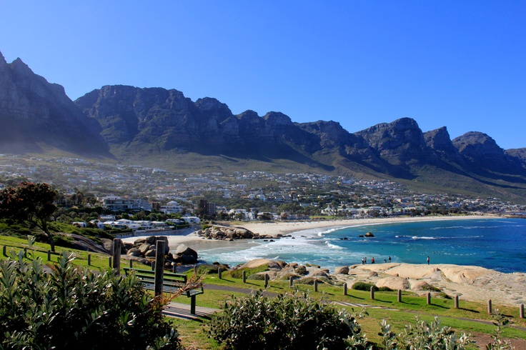 Camps Bay, Cape Town, Western Cape