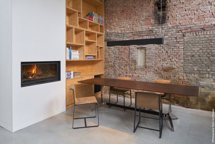 Home Table diner Livingroom Leather table design