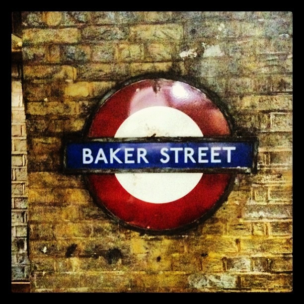 London May 2012 (via instagram)