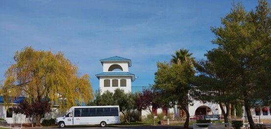 Wine Tour Visits Wine Ridge