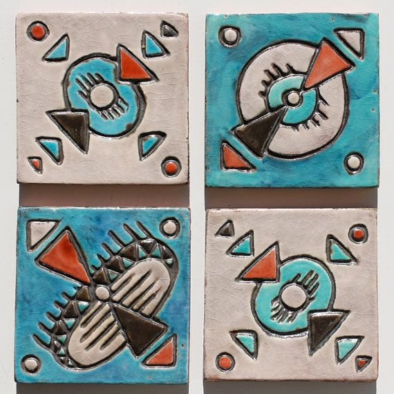 14 best native american tile designs images on pinterest for Native american tile designs