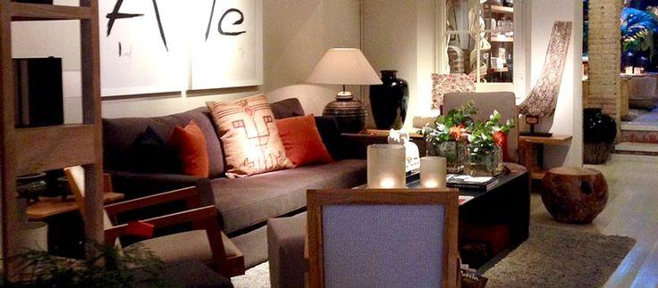 18 best muebles de salon comedor en madera de nogal images on pinterest - El mercader de venecia muebles outlet ...