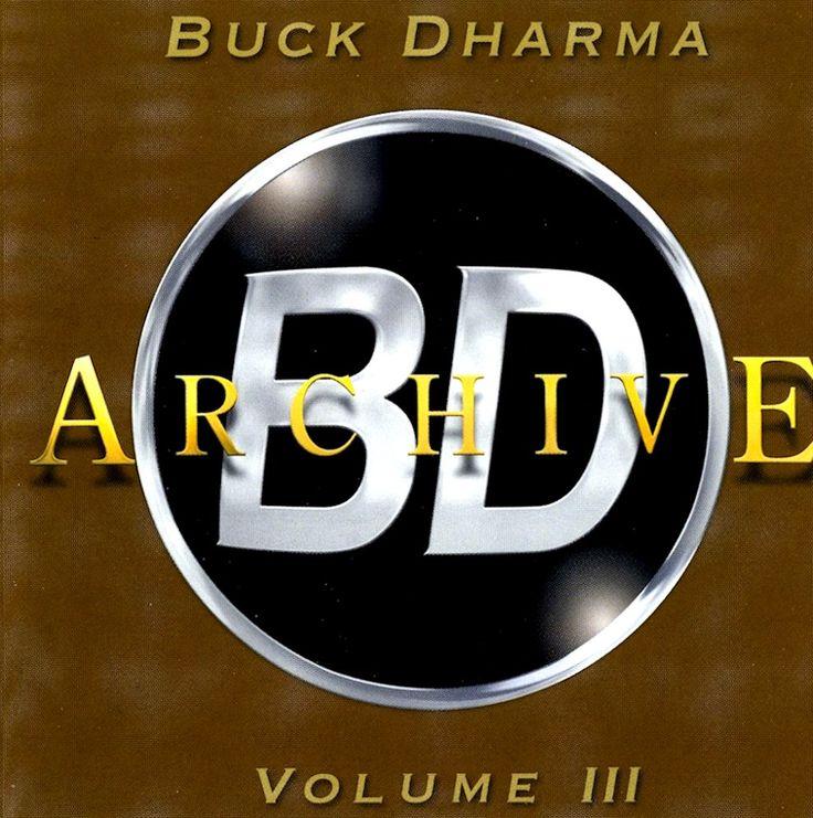 Buck Dharma Flat Out