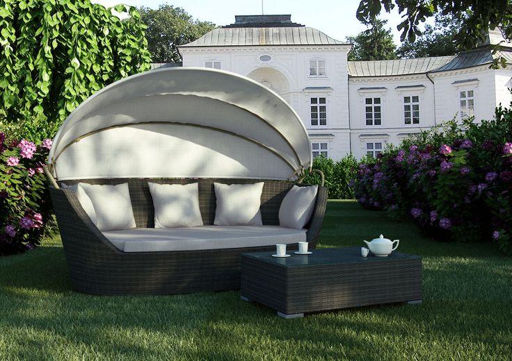 Sofa Portofino | Luxusní & stylový umělý ratan, ratanový nábytek zahradní sedací rohové soupravy lehátka z umělého ratanu | Oltre.cz | Praha | oltre.cz