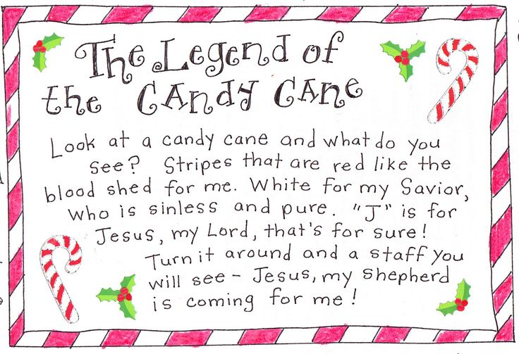Candy Canes. The quintessential Christmas treat. They just make me happy. And not just because they taste delicious. Candy Canes have a pretty amazing Story to tell, too. Wrap up a box of Candy Can...