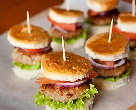 Мини-гамбургеры