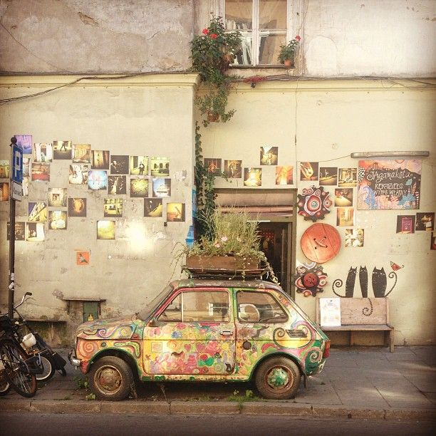 Kazimierz: Eating and Drinking in Krakow's Old Jewish Quarter