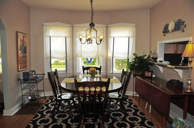 1000 images about dining rooms on pinterest decorating - Small dining room decorating ideas ...