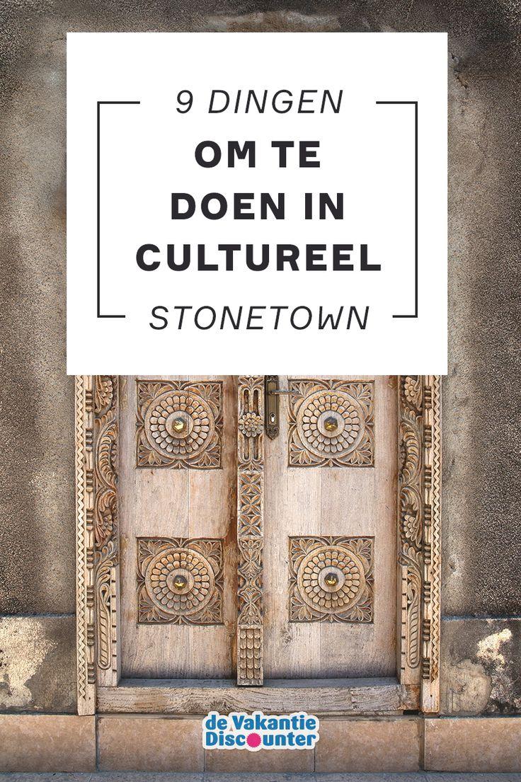 Zanzibar één en al tropische stranden? Voor een groot deel wel, ja. Maar Stone Town, dat is nu net even anders. Het oude centrum van de hoofdstad van het Tanzaniaanse eiland is een walhalla voor cultuurliefhebbers. En er valt genoeg te doen!