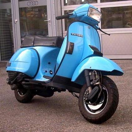 Vespa T5 125 MK1.