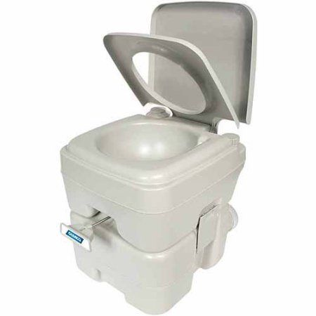 Free 2-day shipping. Buy Camco Portable Toilet, 5.3 gal at Walmart.com