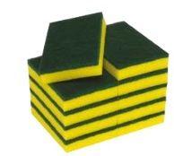 heavy duty scourer sponge