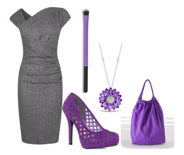 This color is so attractive and beautiful. You can wear simple accessories  with this set and you will look so beautiful.