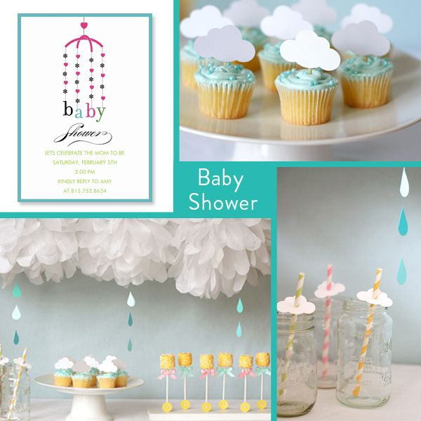 Trendy Baby Shower Themes: 19 Best BABY SHOWERS AND CHRISTENINGS Images On Pinterest