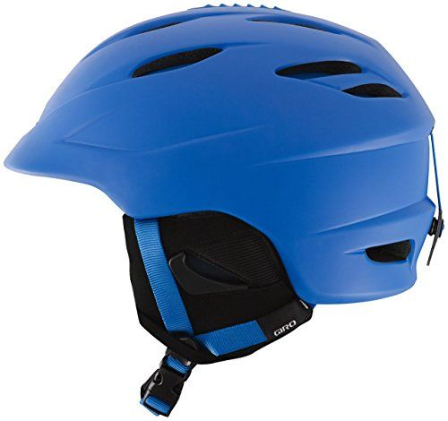 Giro Seam Snow Helmet  Mens Matte Blue Large *** Click image for more details. This is an Amazon Affiliate links.