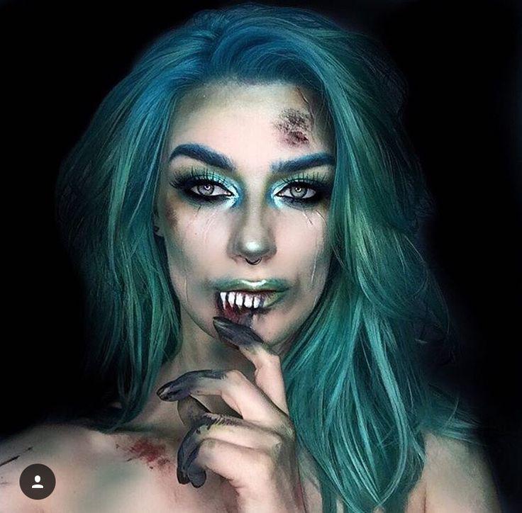 123 best Halloween Makeup images on Pinterest | Costumes ...