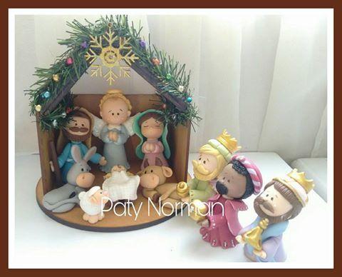 Mejores 693 imágenes de Pesebres/Nativity en Pinterest | Pesebre ...