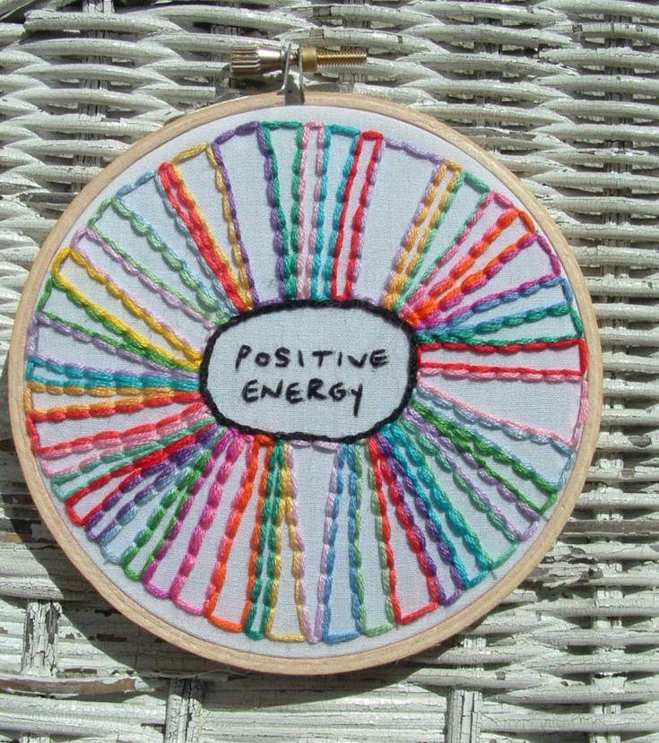 Stay Positive!  10 x 13 cm Zet.com'da 25 TL