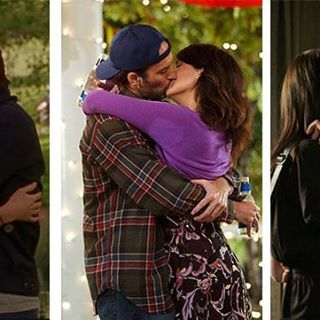 Gilmore Gilrs best kisses #gilmoregirls #unamammaperamica #rorygilmore #lorelaigilmore #bestkisses#thecwtvd