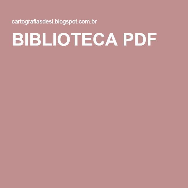 BIBLIOTECA PDF