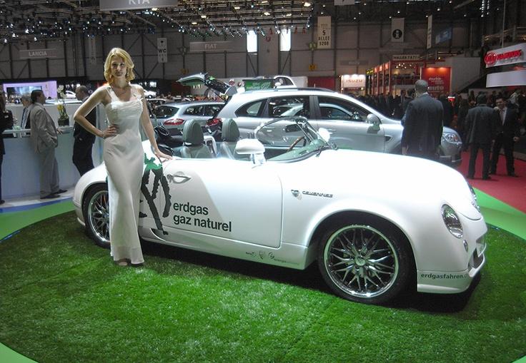 ERDGAS at the Geneva Motorshow 2008
