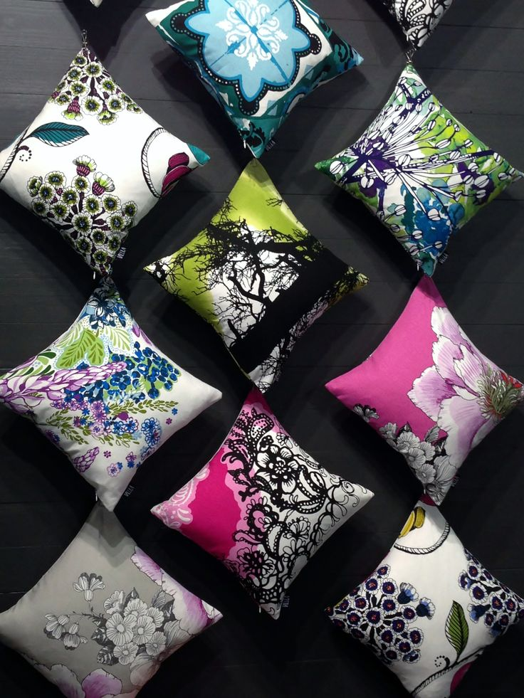 SS14 Collection: Mielentilat  - Cushions