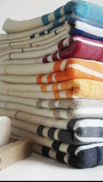 turkish bath towels known as pestemals are the traditional flatwoven towels used in the turkish baths hammams handwoven on looms in