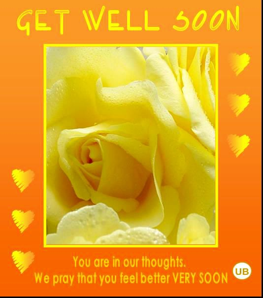 Sweet Get Well Sayings | ... get well message urlbaron com get well soon cards for friends and