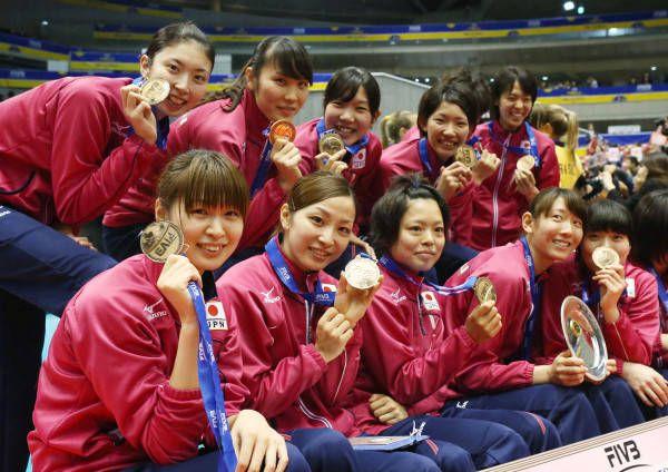 火の鳥NIPPON・女子バレー日本代表 WGC(ワールドグランドチャンピオンズカップ)(2013年11月17日)