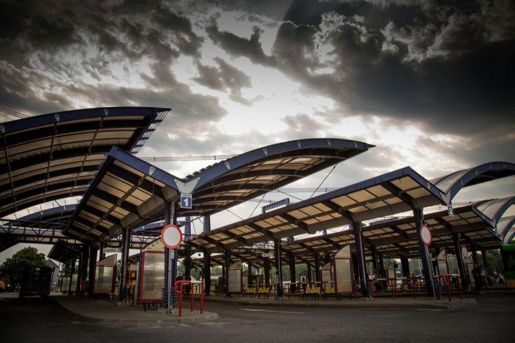 Poznan Poland, Dworzec autobusowy Rataje  [fot. Poznan Film Commission]