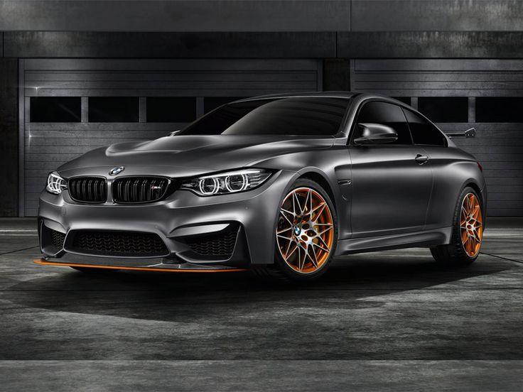 Una bestia del camino BMW M4 GTS