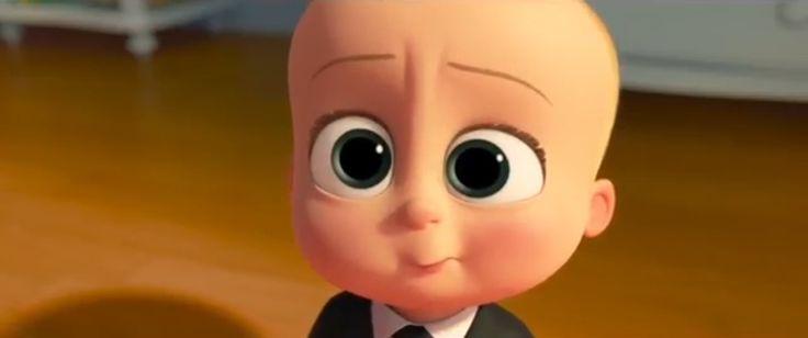 boss baby 👶🏼 so cute 💗