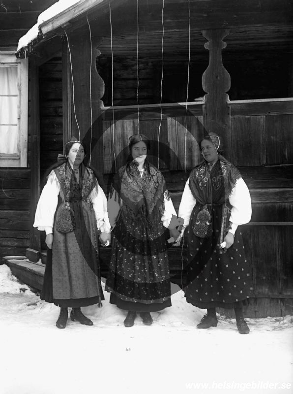 Anna Andersson, Kila-Anna och Ella Mårtensson
