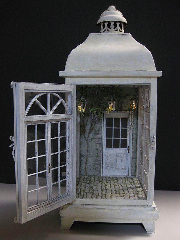Found on Dollhouse & Miniature Rosy