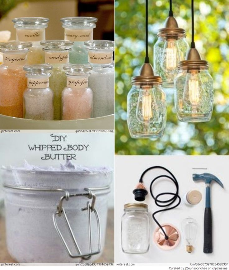 Awesome Homemade Gift Ideas