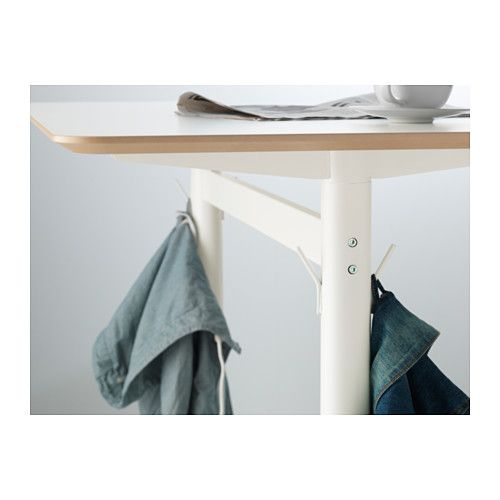 IKEA   BILLSTA, Bar Table, Durable And Sturdy; Meets The Requirements On  Furniture For Public Use.Table Top Covered With Melamine, ...