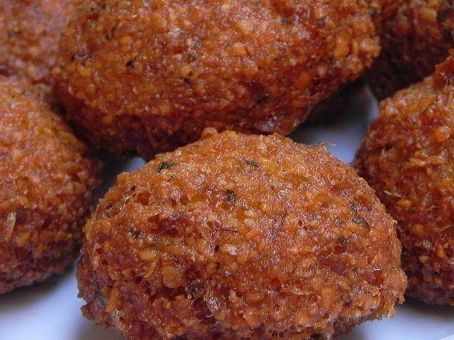 Falafel Bimby