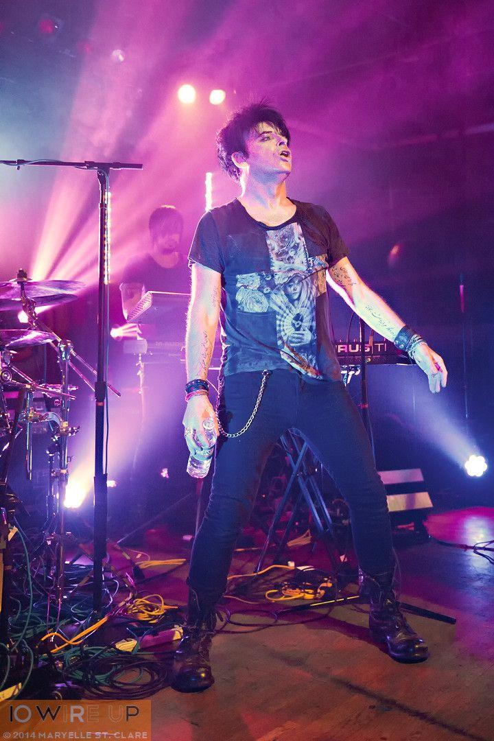 Gary Numan - Mercy Lounge, Nashville - 17 Mar 2014