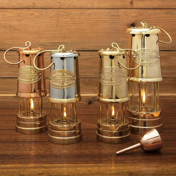 Beautiful Table Top Oil Lamps By Garrett Wade Oil Lamps Stainless Steel Lamps Lamp