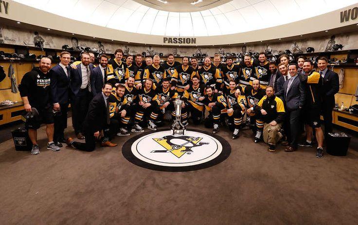 Penguins vs. Lightning - 05/26/2016 - Pittsburgh Penguins - Photos