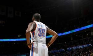 Oklahoma City Thunder: Kevin Durant discusses signing a short-term contract | News OK