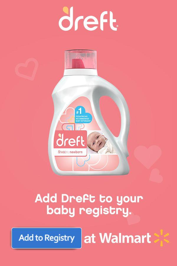 Dreft Stage 1 Newborn Baby Liquid Laundry Detergent 96 Loads 150 Fl Oz Walmart Com In 2020 Baby Detergent Baby Laundry Detergent Baby Registry
