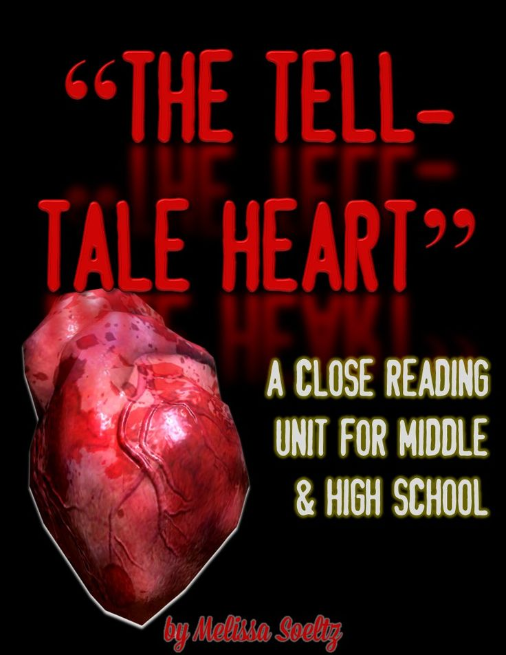 thesis and the tell-tale heart by edgar allen poe The narrator of the tell-tale heart there are many things that people do not know about the narrator of edgar allan poe's story the tell-tale heart.
