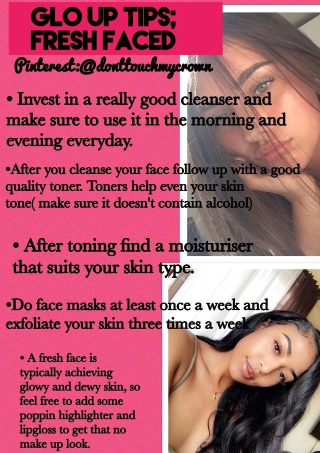 and be consistent, be committed to taking care of your skin,have fun or listen to a piece of music,  the results will be amazing