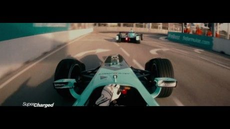 CNN's brand new show about the all-electric race series Formula E, presented by Nicki Shields